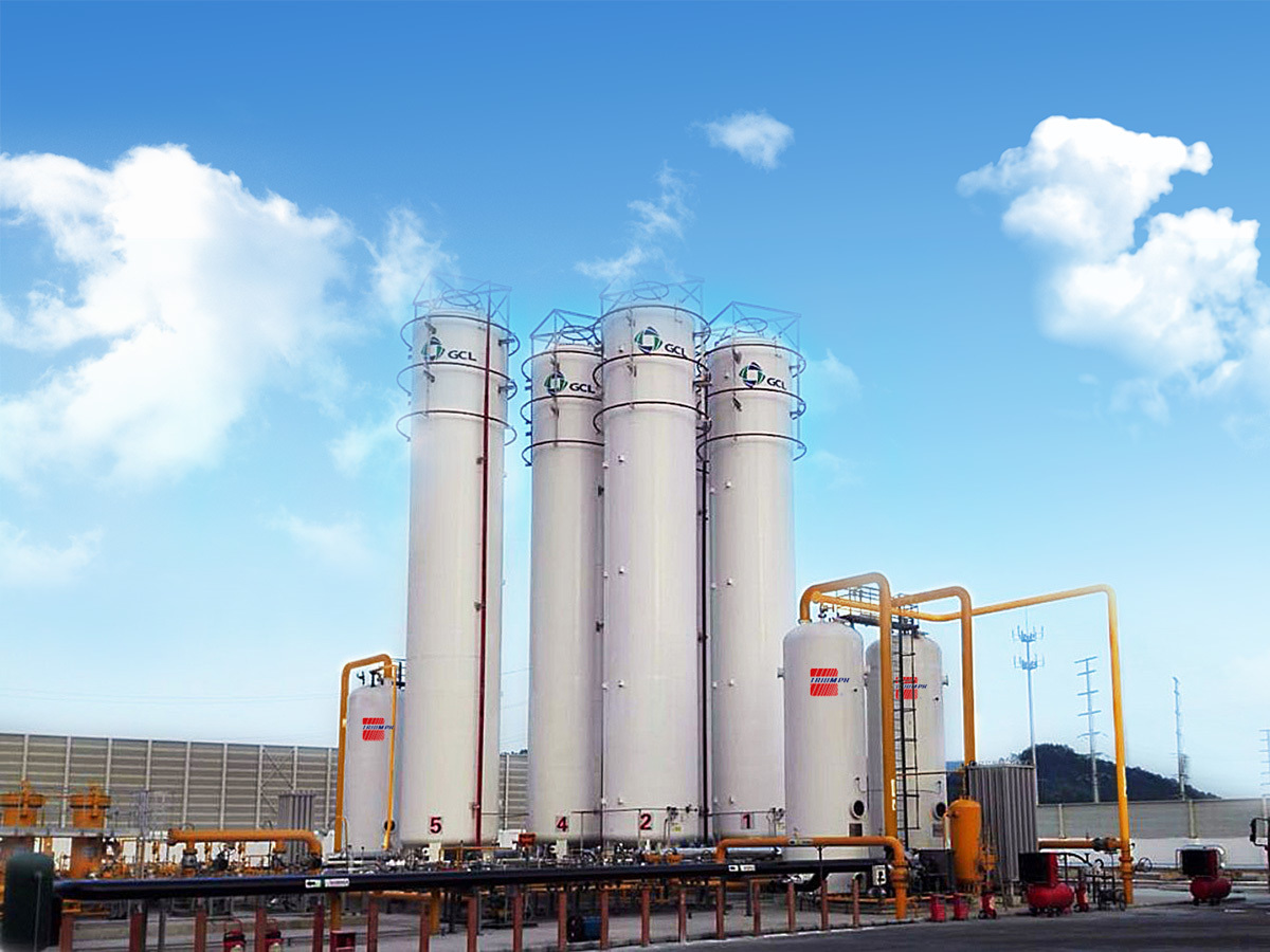 LNG and industrial gas projects_Triumph LNG