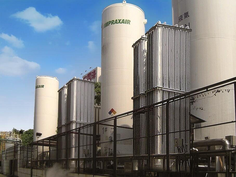 ASME Storage Tank