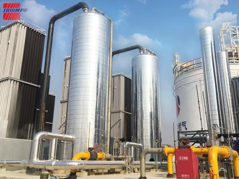 LNG Circulating Water Vaporizer